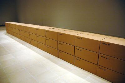 39 Cardboard Boxes