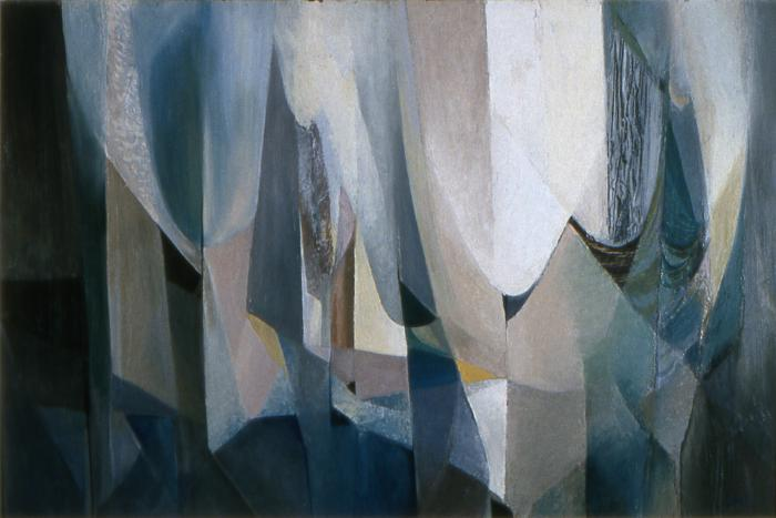 Emma Lake Forest Landscape; Emma Lake, 1953
