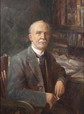 Portrait of President Murray
