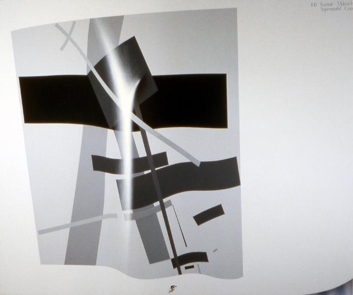 Kazimir Malevich - Suprematist Construction