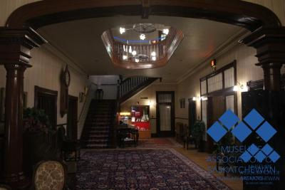 Government House -Interior