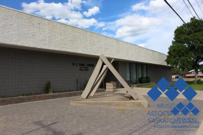 Art Gallery of Swift Current- Exterior