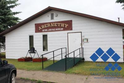 Abernethy Nature-Heritage Museum Exterior