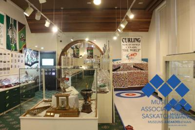 SK Sports Hall of Fame- Interior 1
