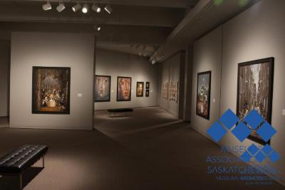 Moose Jaw Museum and Art Gallery -Interior #1