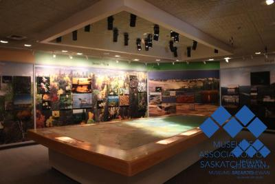 Royal Saskatchewan Museum- Interior #2