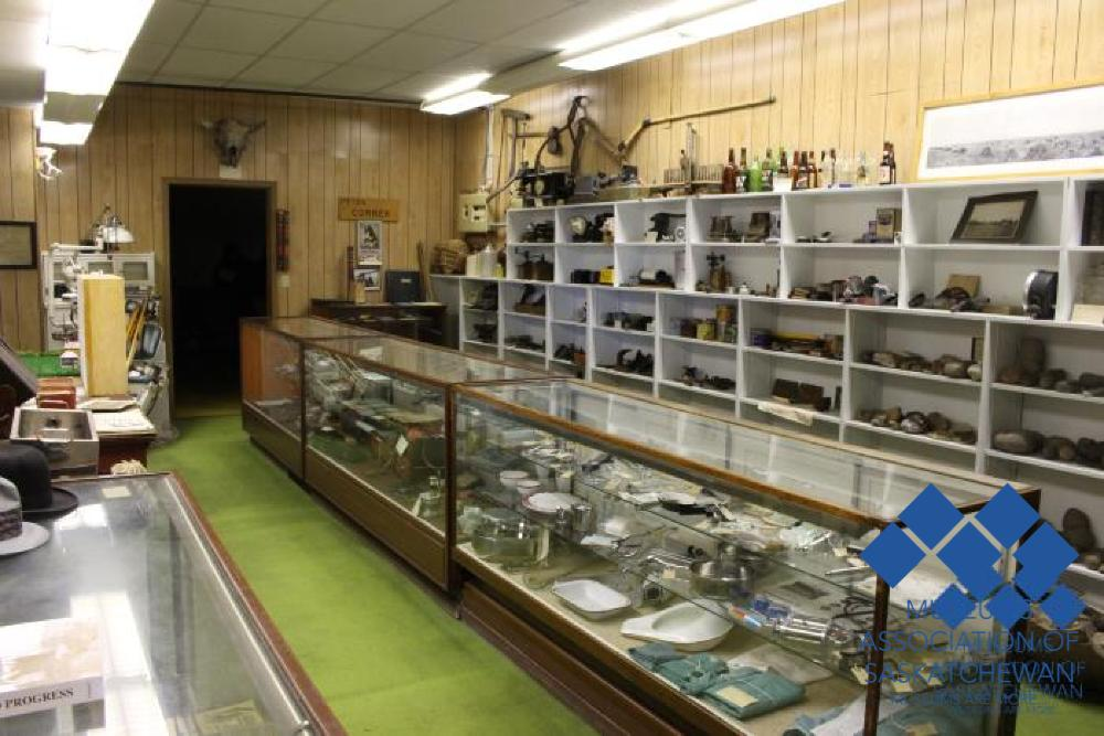 Southey Museum -Interior