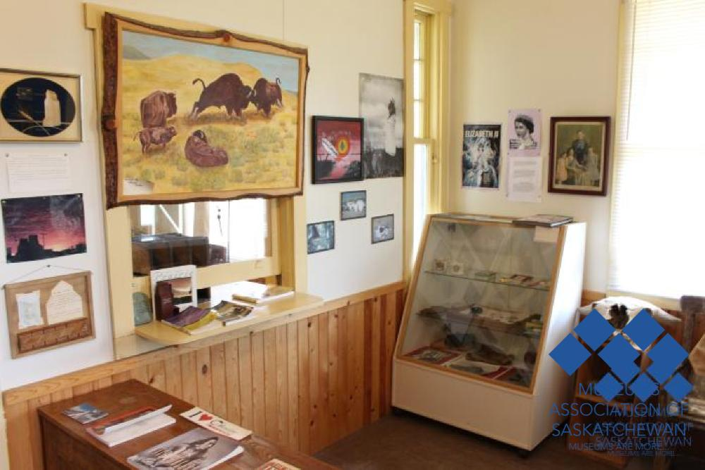 Turtleford Museum -Interior