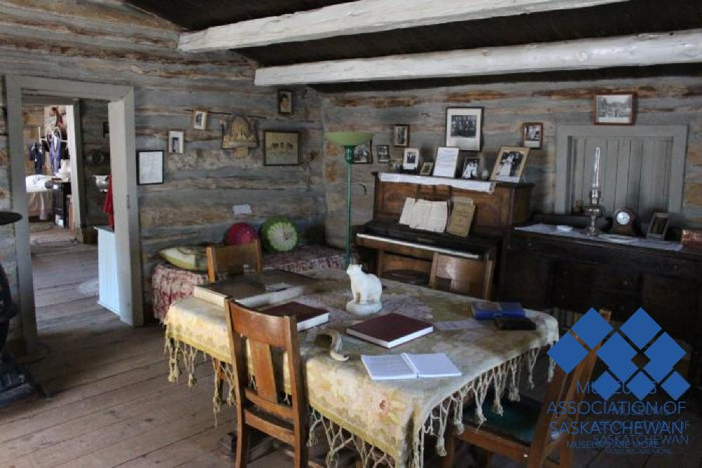 Eastend Historical Museum -Interior