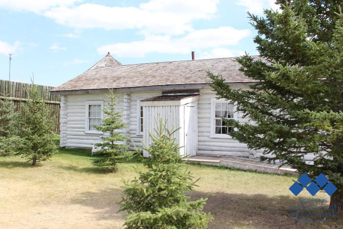 Fort Walsh Historical Site -Exterior