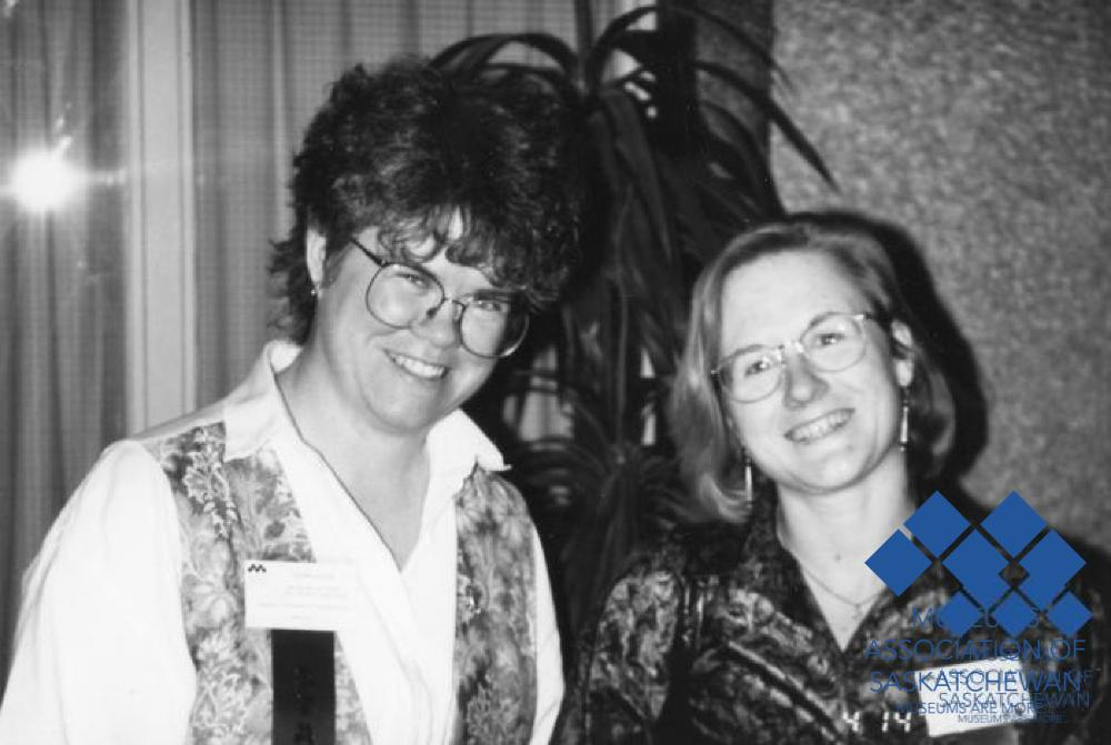 Wendy Fitch and Diane LaRouche
