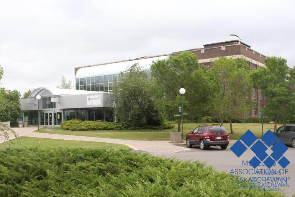 Regina Science Centre -Exterior