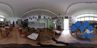 Porcupine Plain and District Museum's school room