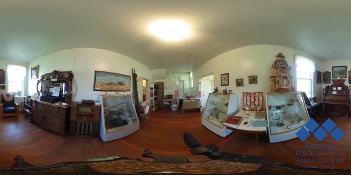 St. Walburg's Imhoff Church's Front Room