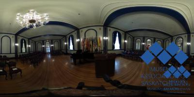 Government House- 360 Degree of Ball Room