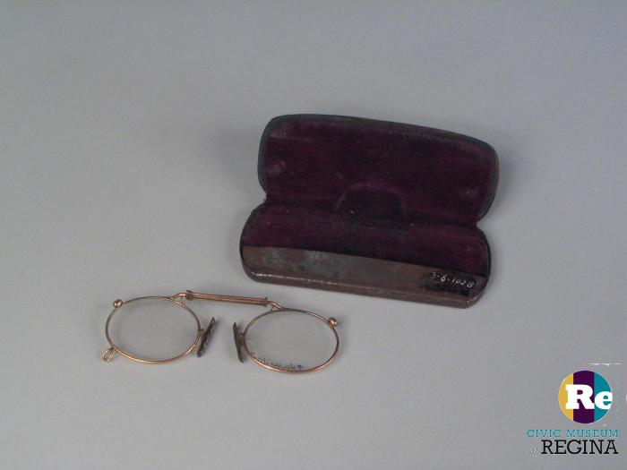 case, eyeglasses