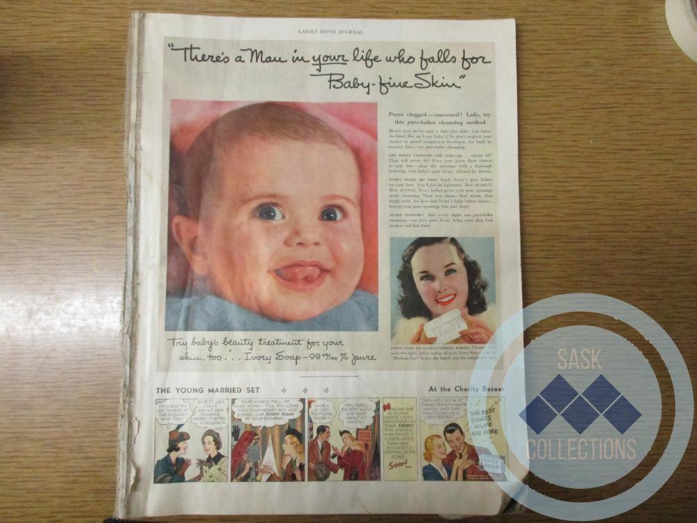 """Ladies' Home Journal"" Magazine"