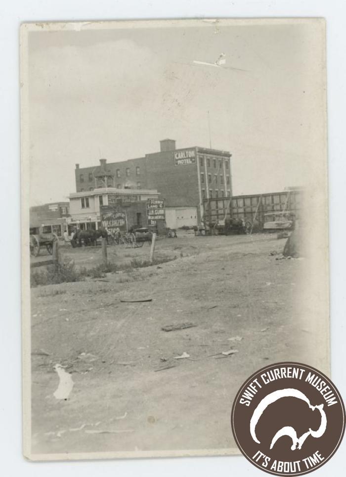 Carlton Hotel (c.1916)