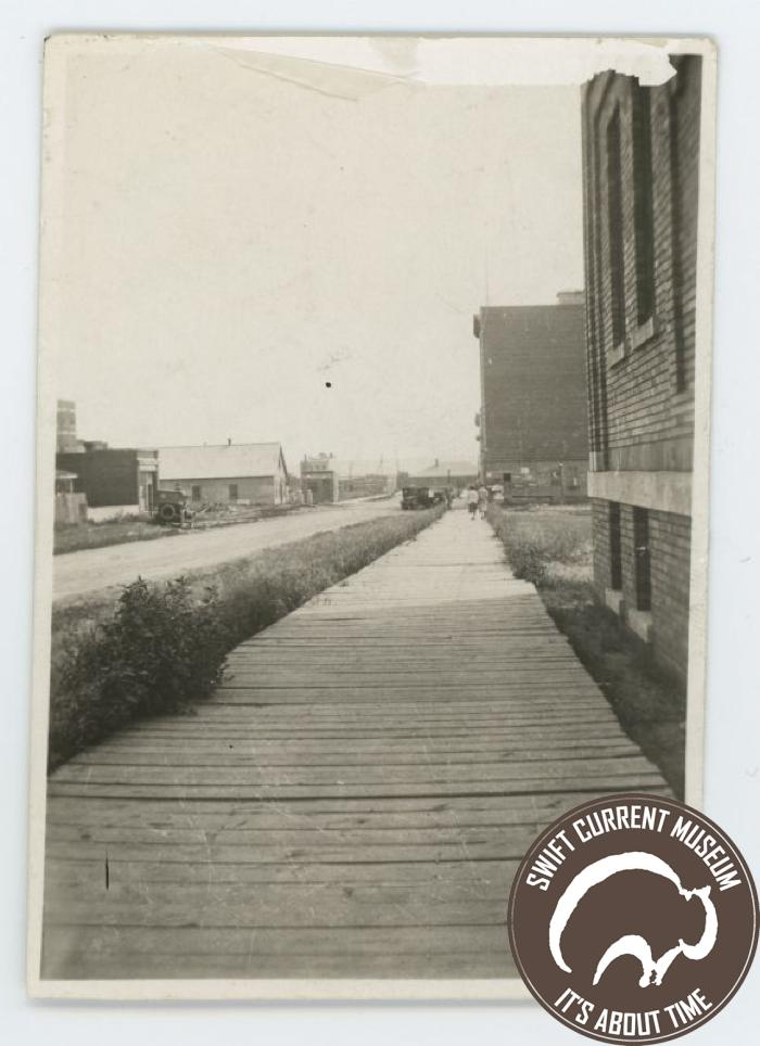 1st Avenue Northwest, Swift Current (c.1925)