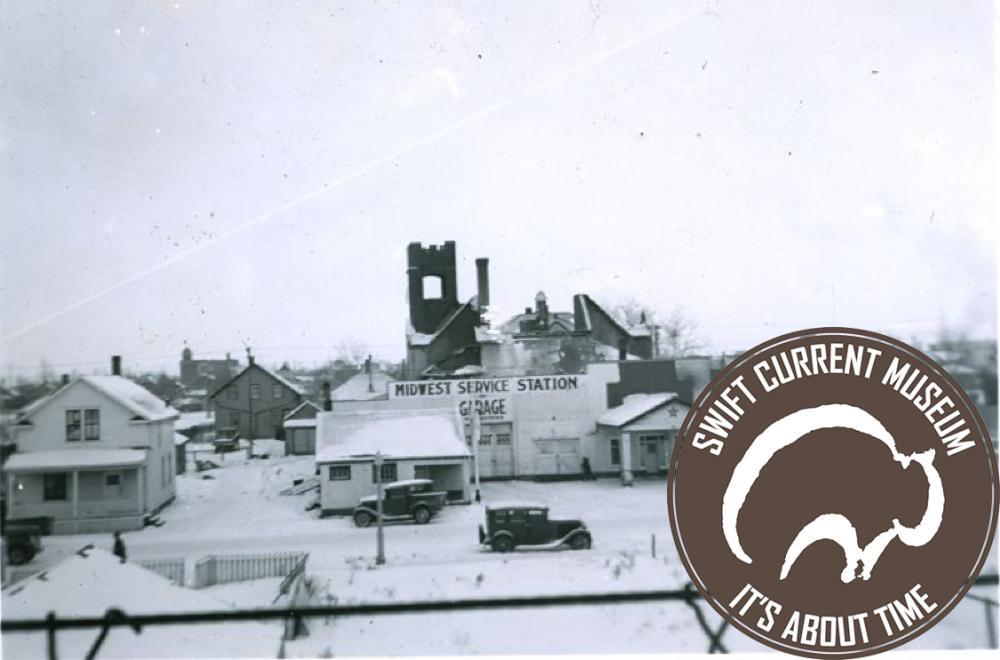 Metropolitan Church Fire (1946-12)