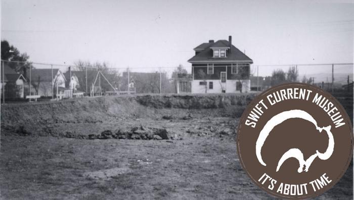 Enclosed Area (c.1956)