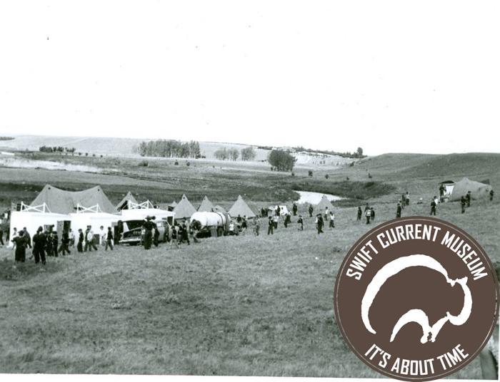Boy Scout Camp (c.1960)